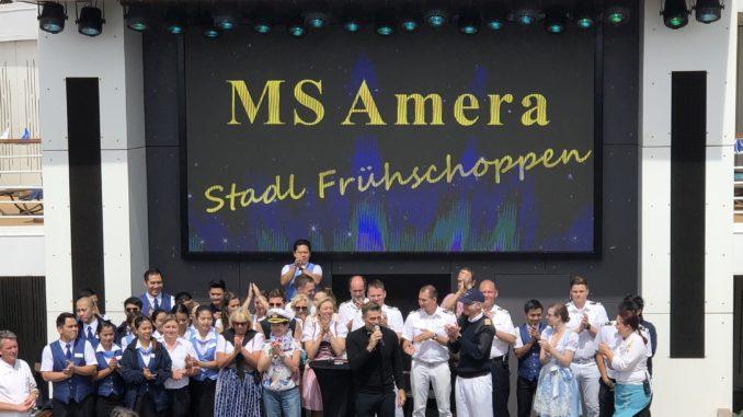 Über 40.000 Euro kamen beim Spendenaufruf an Bord zusammen. Foto: Bewegte Zeiten Filmproduktion