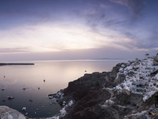Natürlich zählt auch Santorini zu den Inseln, die von Celestyal Cruises angefahren werden. Foto: Celestyal Cruises