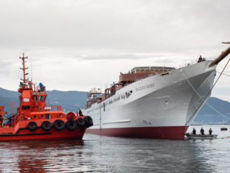 Sea Cloud Spirit. Foto: Sea Cloud Cruises