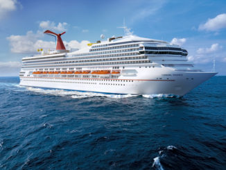 Die Carnival Radiance. Grafik: Carnival Cruise Line