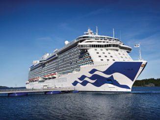 Regal Princess kehrt nach Europa zurück. Foto: Princess Cruises