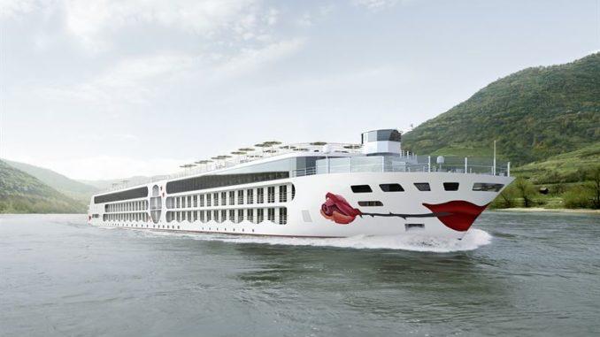 Das A-ROSA E-Motion Ship. Grafik: A-Rosa
