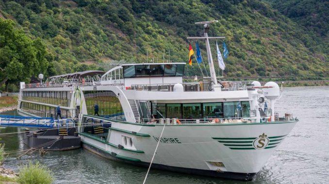 MS Inspire von Viva Cruises