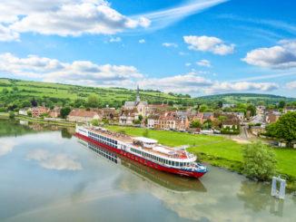 MS Seine Comtesse. Foto: nicko cruises