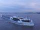 Die MS Robert Burns fährt im Dezember für VIVA Cruises. Foto: VIVA Cruises