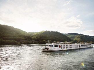 Die A-ROSA BRAVA wurde als eines von zwei Schiffen der Flotte mit dem Green Award ausgezeichnet. Foto: A-ROSA Flussschiff GmbH