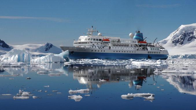 Die Seaventure von Viva Cruises. Foto: Viva Cruises