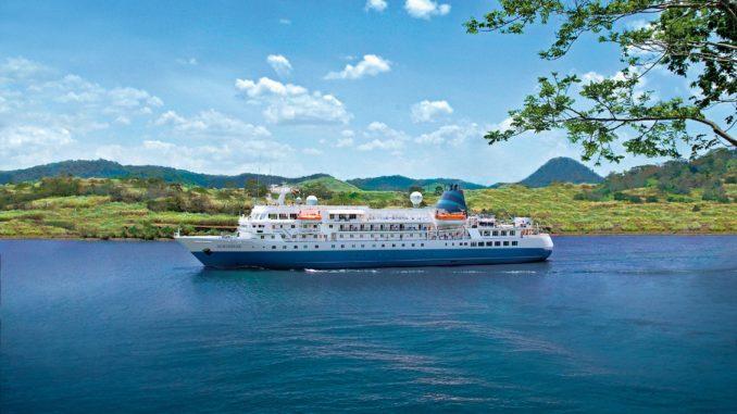 Die MS SEAVENTURE von VIVA Cruises. Foto: VIVA Cruises