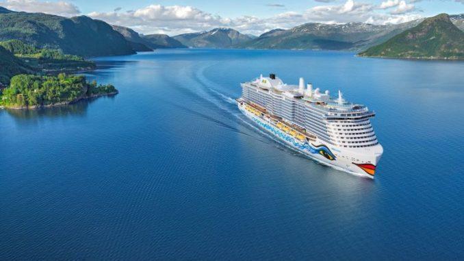 AIDAcosma kommt später. Grafik: AIDA Cruises