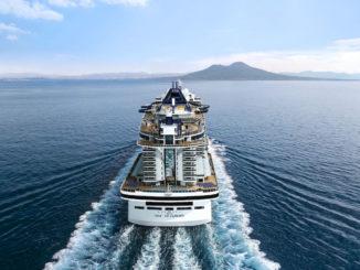 Die MSC Seashore wurde speziell für warme Gefilde kreiert. Foto: MSC Cruises