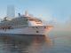 So soll das neue Schiff der Meyer Werft für NYK aussehen. Rendering: Meyer Werft